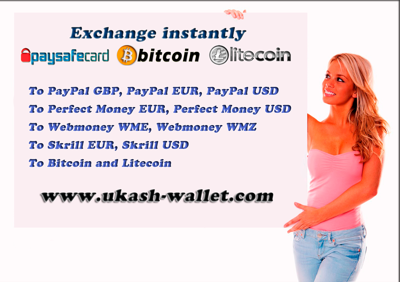 webmoney deutschland ukash
