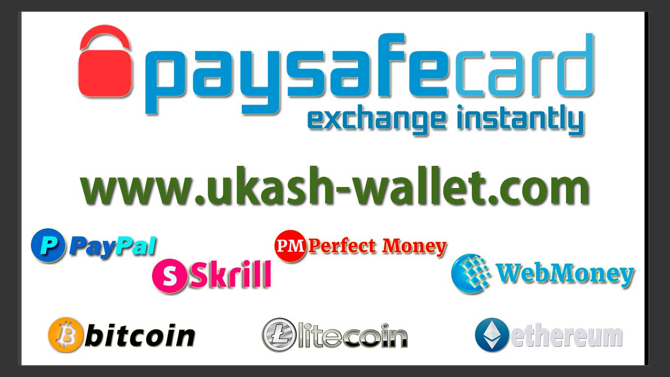 Paysafe Paypal Aufladen