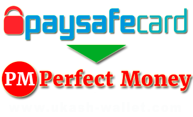 How to exchange Paysafecard to Perfect Money?