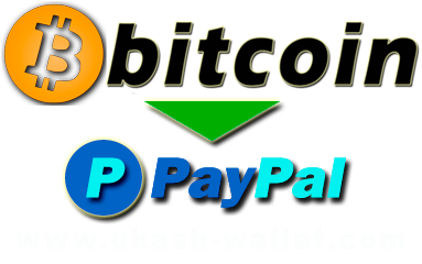 How to exchange Bitcoin to PayPal?