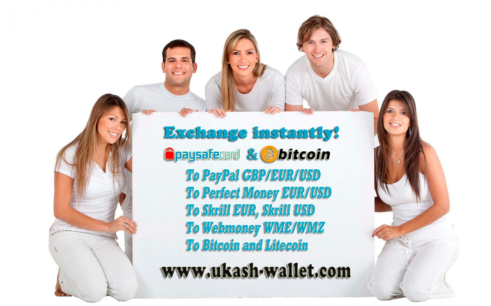 bitcoins mit paysafe bezahlen