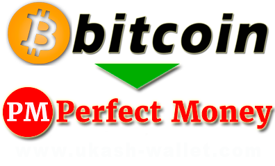 How to exchange Bitcoin to Perfect Money?