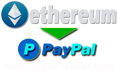 How to exchange Ethereum to PayPal?