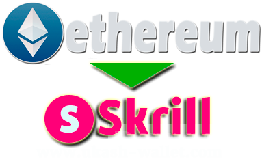 How to exchange Ethereum to Skrill?